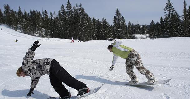 ски в белмекен